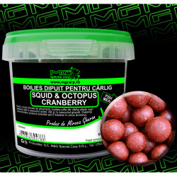 Boilies carlig dipuit MG special carp Squid&Octopus Cranberry EA