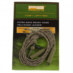 Montura PB Products Heli Chod Leader Gravel 60cm