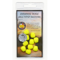 Pop-up Enterprise Tackle Sweetcorn Yellow Fluo Large