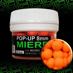 Pop-up MG special carp Miere 8mm 50 buc.