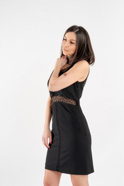 Rochie alba scurta, Angy Six NILA