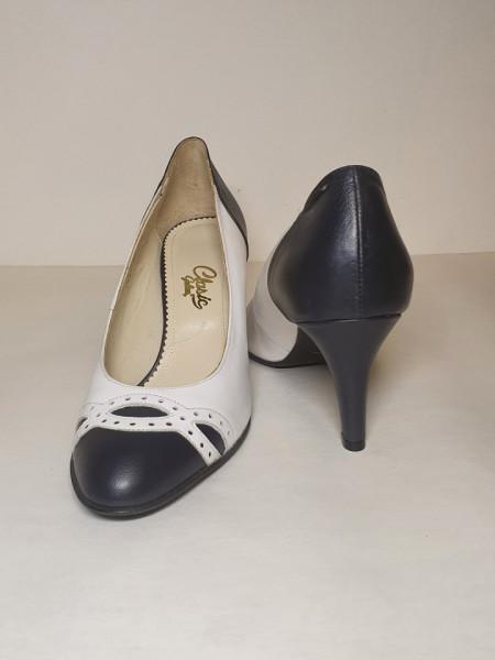 Pantofi Guban 3019 piele