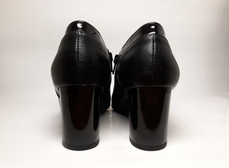 Pantofi Guban, 3282, piele naturala