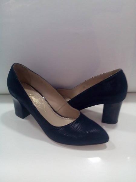 Pantofi Guban 3292 piele