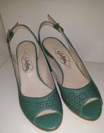 Sandale femei 3293, piele naturala, GUBAN