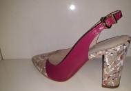 Pantofi femei 1170, piele naturala Guban