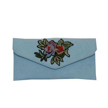 Plic bleu cu flori Forli