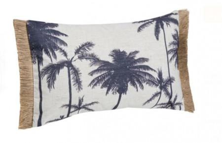 Perna decorativa cu palmieri