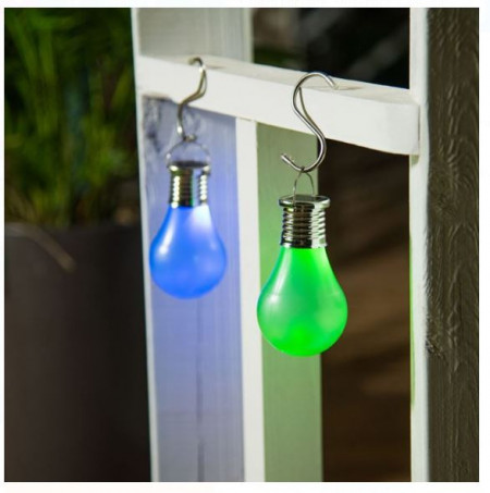 lampa solara suspendata