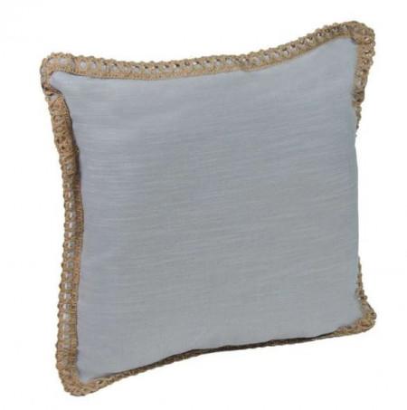 Pernă de canapea gri inchis