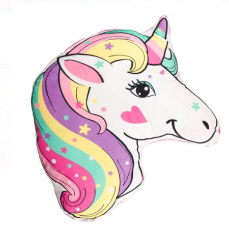perna in forma de unicorn