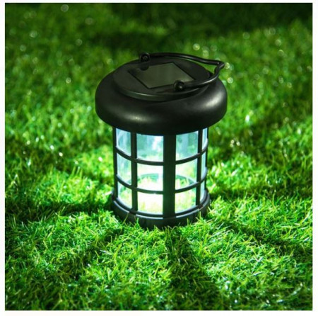 lampa solara de masa