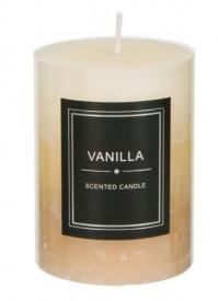 Lumanare parfumata - Vanilie, 10x7 cm