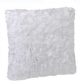 Perna decorativa blana alb-bej