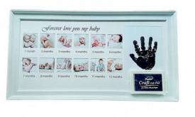Rama foto multifunctionala pentru bebelusi