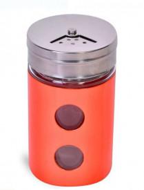 Recipient colorat pentru sare sau piper 3x8 cm