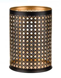 Suport lumanare decorativ - perforat - 10x14cm