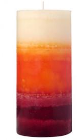 Coloana lumanare aromatica - 7x15 cm