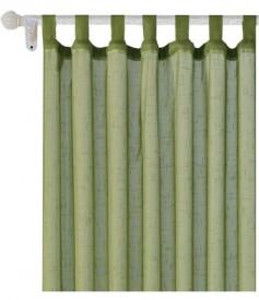 Perdea de tifon Verde 140x250 cm