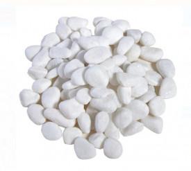 Pietre albe decorative - 1kg
