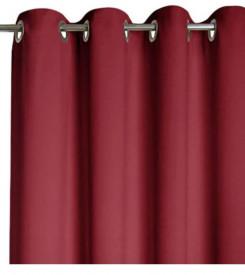 Perdea opace Bordeaux 140x250 cm