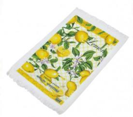 Prosop de bucătărie design lemon 35x60 cm