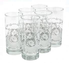 Set de pahare apa cu model II