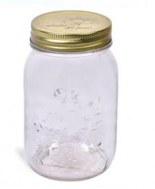 Borcan din sticla cu capac 500 ml