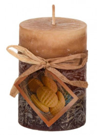 Lumanare parfumata, Aroma de fursecuri, 5x5.7 cm
