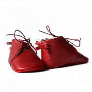 Duboke cipele za bebu / crvene