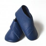 Kožne cipelice za bebe / tamno plave