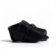 Nehodajuće kožne cipelice za bebu / teget