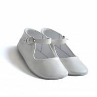 Kožne sandale za bebu MJNKK004BEL