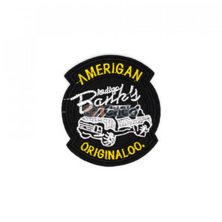 Emblema brodata 7x8cm