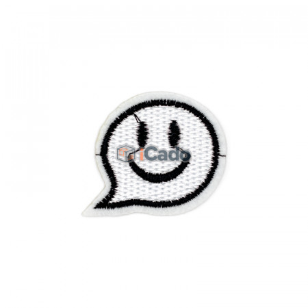 Emblema brodata Zambet 5x4cm