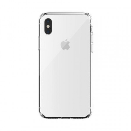 Husă de protecție transparentăMaxCell pentru iPhoneX 10