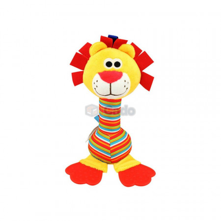 Leul Chițăilă - Jucărie de mână H168008-6 poza 1