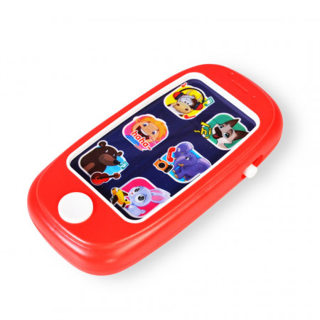 Telefon mobil cu sunete și lumini Kaichi K999