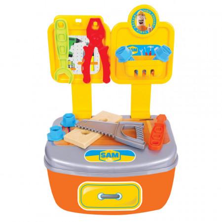 Banc Scule, Trusă de scule cu 14 unelte pentru copii 3 ani+