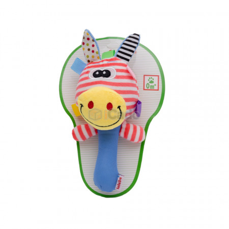 Girafa Chițăilă, Jucărie de mână pentru bebeluși