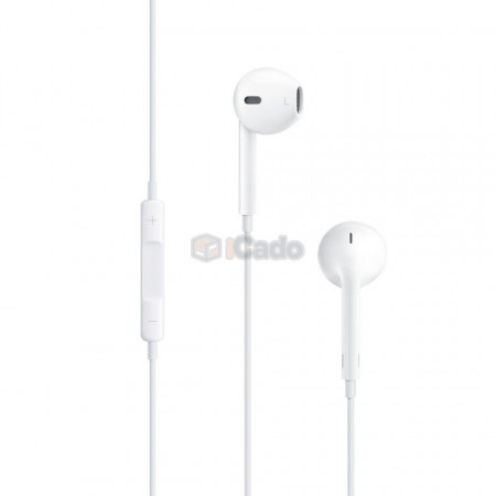 Căști audio cu fir Apple Earpods cu jack de 3.5mm Replica poza 1