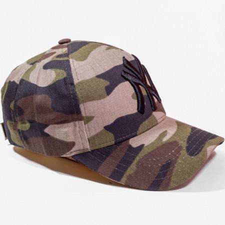 Șapcă army logo New York negru