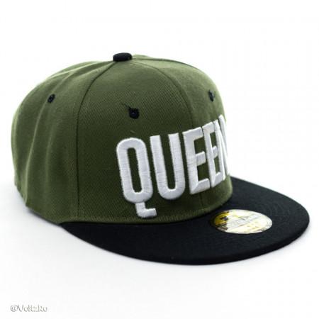 Șapcă logo Queen verde poza 1