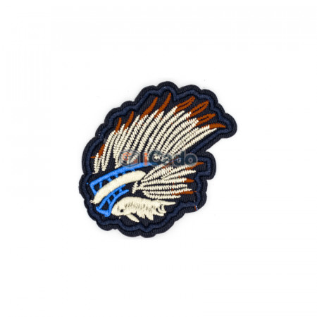 Emblema brodata 7.5x6.5cm