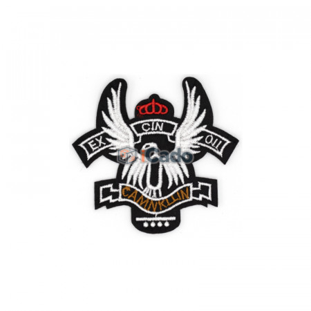Emblema brodata 7.5x7cm