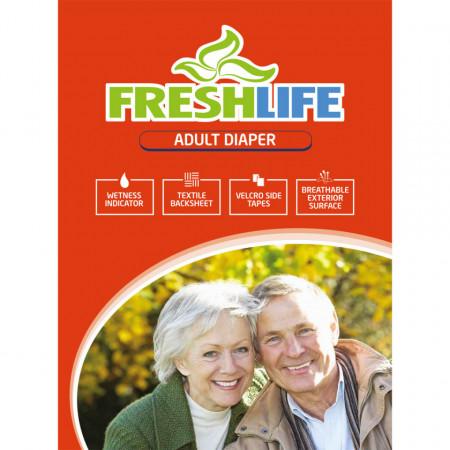 Scutece FreshLife pentru bătrâni