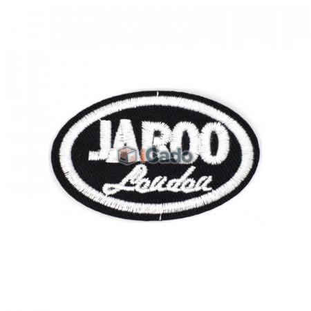 Emblema brodata Jaroo 6x4cm