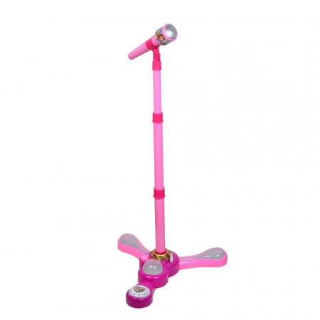 Microfon karaoke model DS-001-1B pentru fetițe Sofia the First