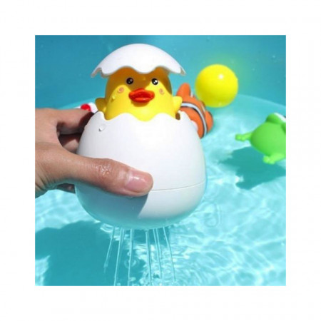 Rățușca din oul plutitor, modelYB1768M poza 3