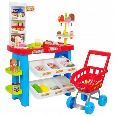 Supermarket de jucărie Dessert Shop Play Magazin de jucărie